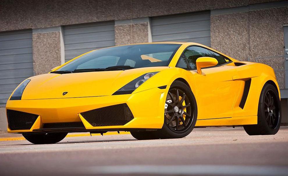 Lamborghini Dallas Nomana Bakes