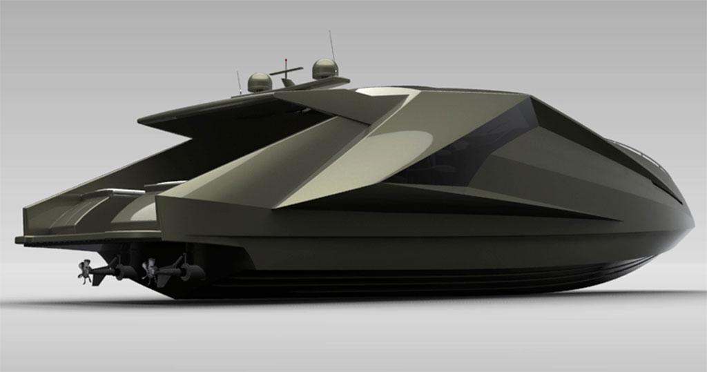 Fenice Lamborghini Yacht Photo 3 10517