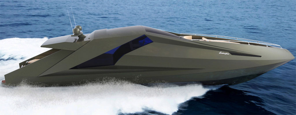 Fenice Lamborghini Yacht Photo 6 10517