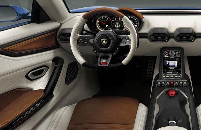 Lamborghini Asterion Photo 3 14210