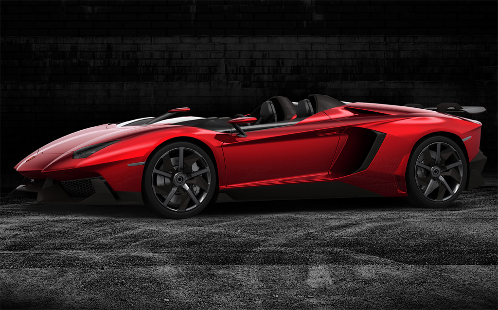 Lamborghini Aventador J Photo 12 12183