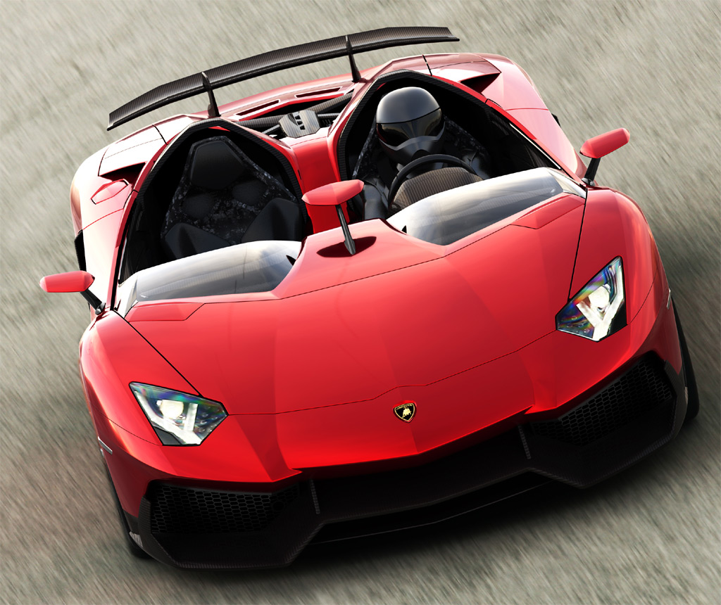 Lamborghini Aventador Roadster Fondos De Pantalla Gratis