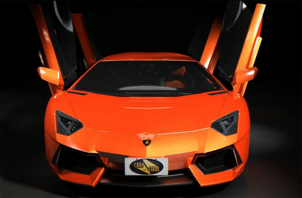 Lamborghini Aventador Limousine Photo 5 13024