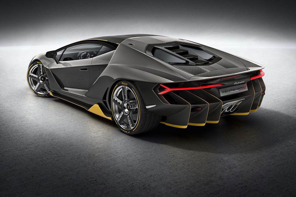Lamborghini Centenario Photo 4 14920