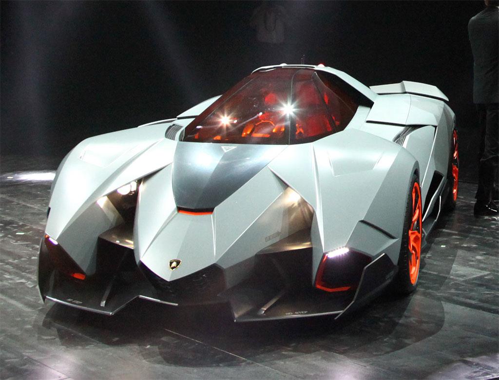 Lamborghini Egoista Photo 12 13139