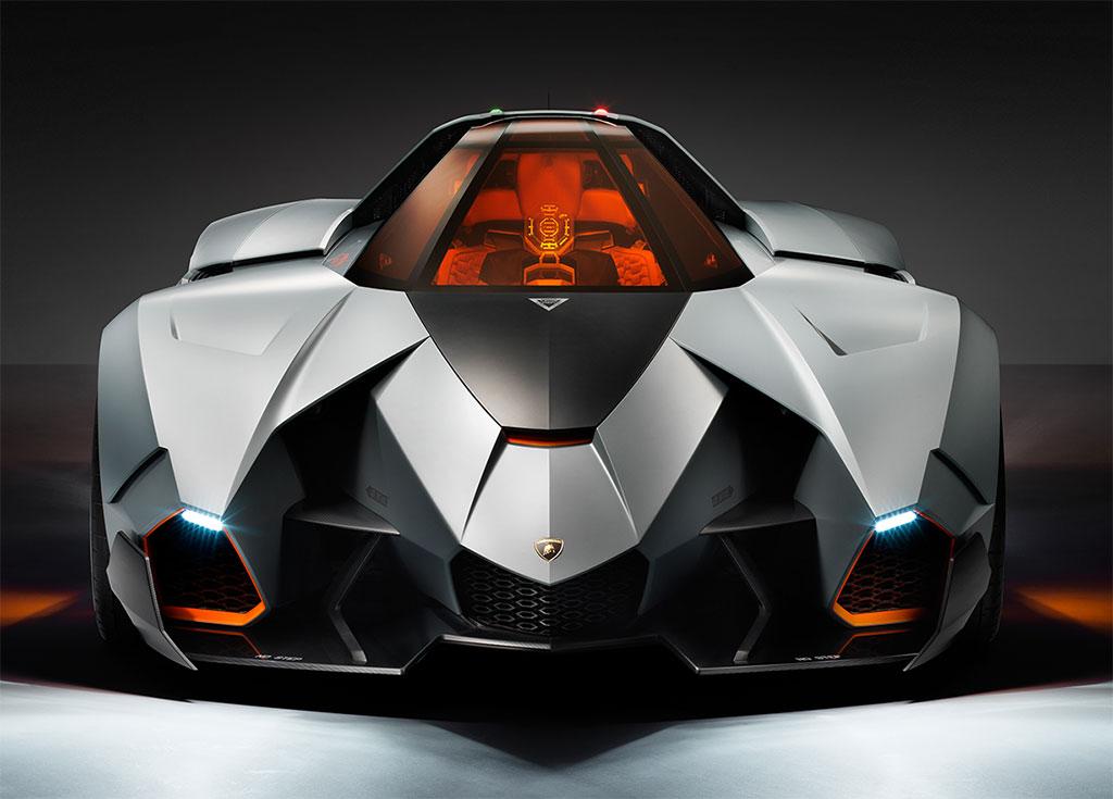 Lamborghini Egoista Photo 4 13139