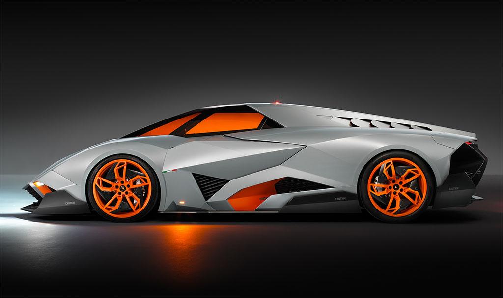 Lamborghini Egoista Photo 7 13139