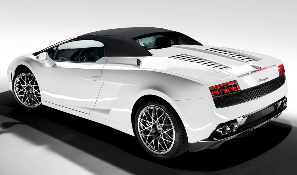 Lamborghini Gallardo LP 560-4 Spyder High Ride