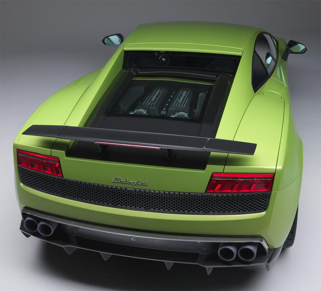 Lamborghini Gallardo LP 570-4 Superleggera Review