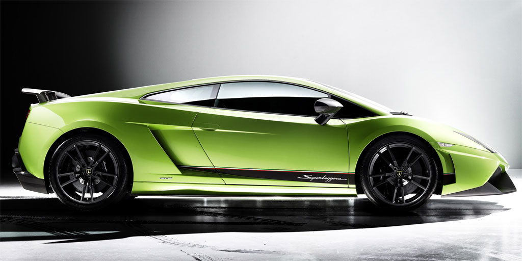 Lamborghini Gallardo LP 570-4 Superleggera Review