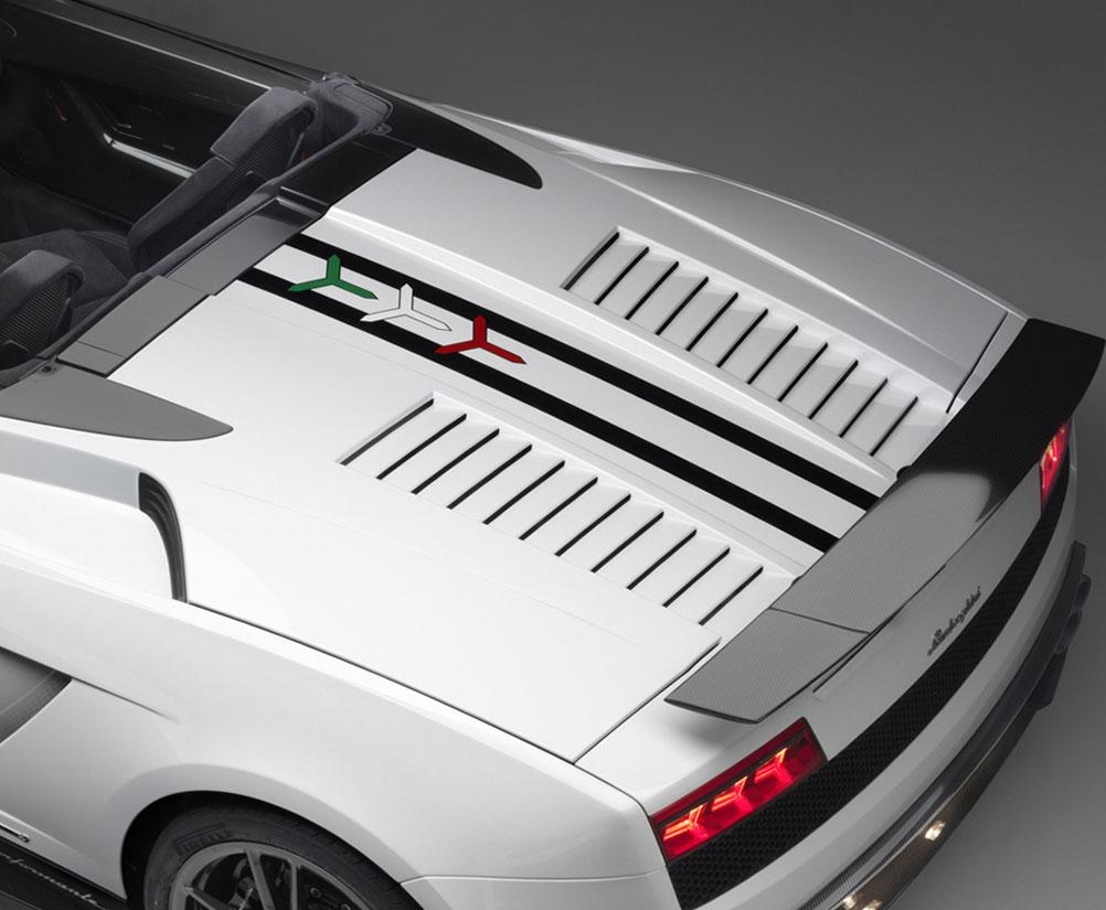 Lamborghini Gallardo Spyder Performante Lp 570 4 Photo 12 11294