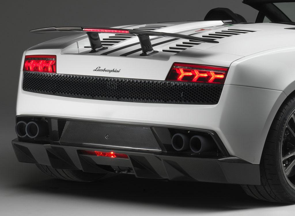 Lamborghini Gallardo Spyder Performante Lp 570 4 Photo 4 10395