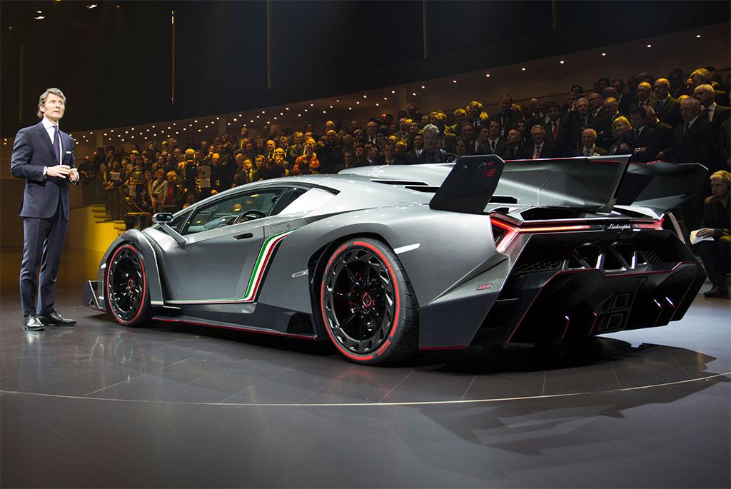Lamborghini Veneno Photo 4 13003