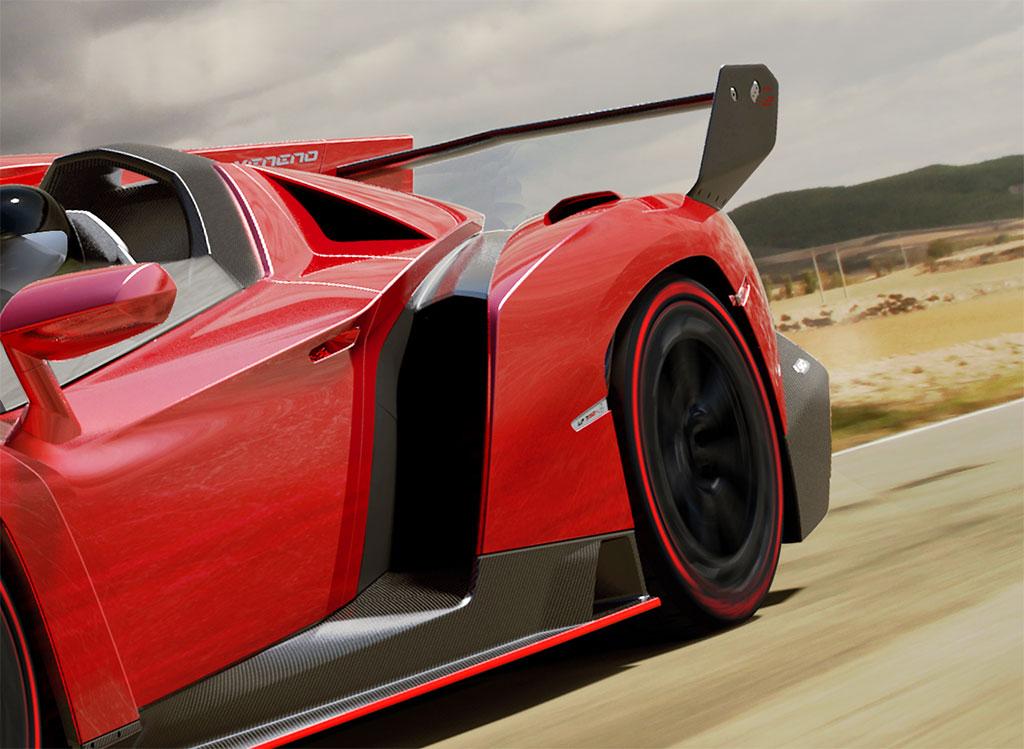 Lamborghini Veneno Roadster Photo 10 14716