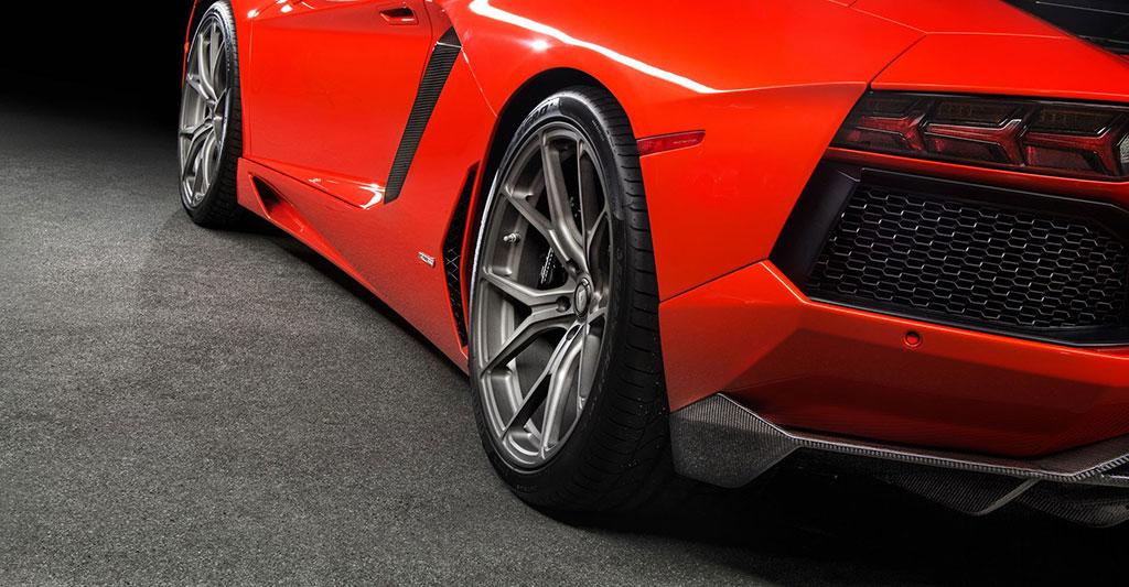 Vorsteiner Lamborghini Aventador Photo 15 13342
