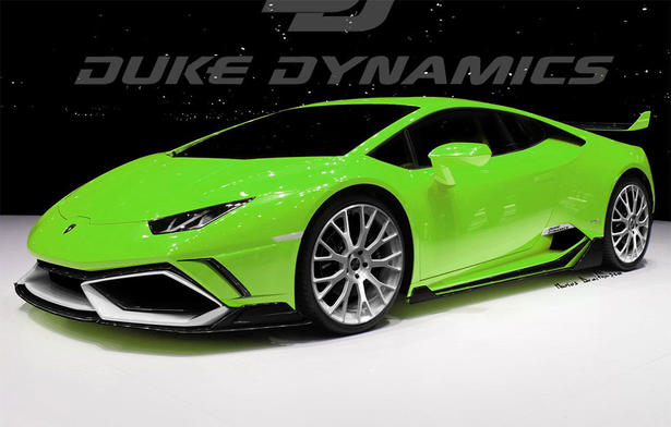lamborghini huracan body kit by duke dynamics. Black Bedroom Furniture Sets. Home Design Ideas
