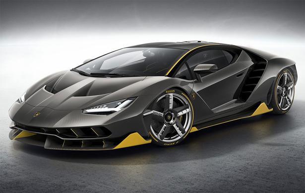 Lamborghini Centenario Specifications Price