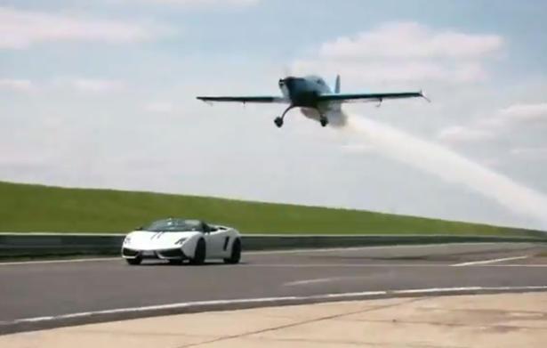 plane vs plane