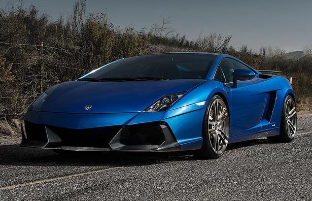 Subaru Aftermarket Parts >> Vorsteiner Lamborghini Gallardo Renazzo