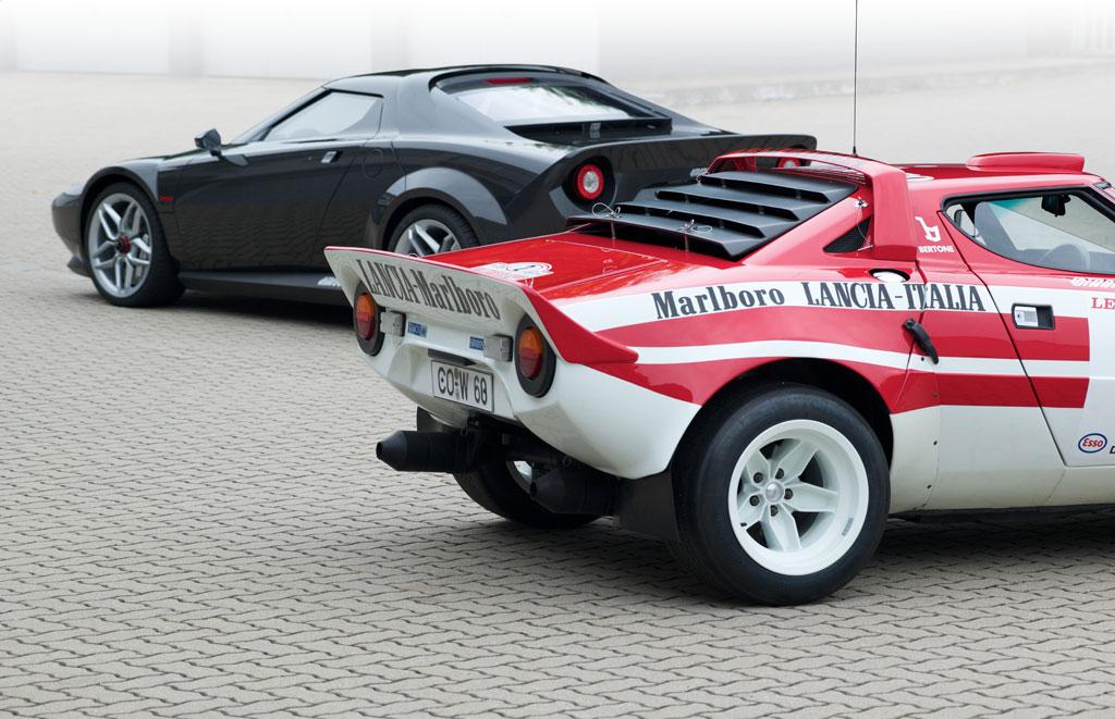 2011 Lancia Stratos Photo 8 10090