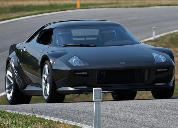 Ferrari Blocks New Lancia Stratos Production