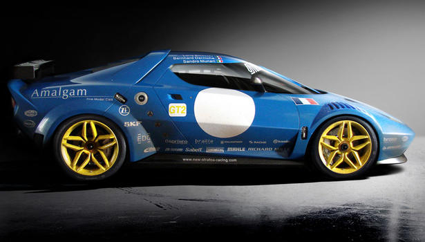 Ktm X Bow >> Lancia Stratos GT2