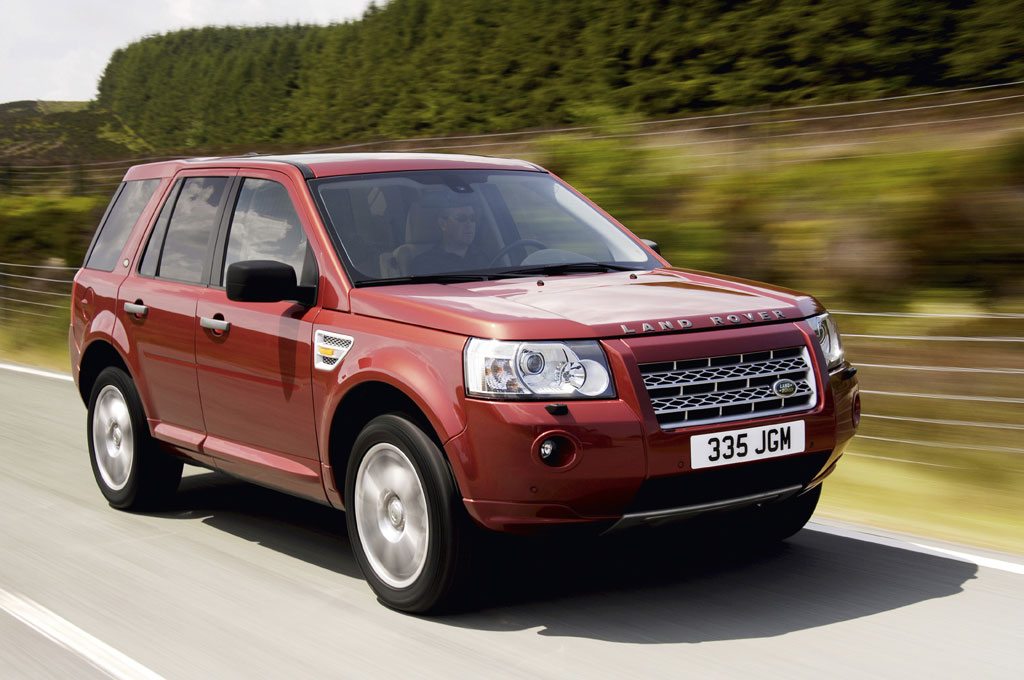 2008 Land Rover Freelander 2 Photo 2 1076
