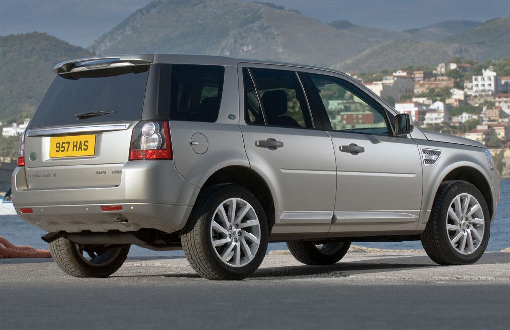 2011 Land Rover Freelander 2 Photo 9 10461
