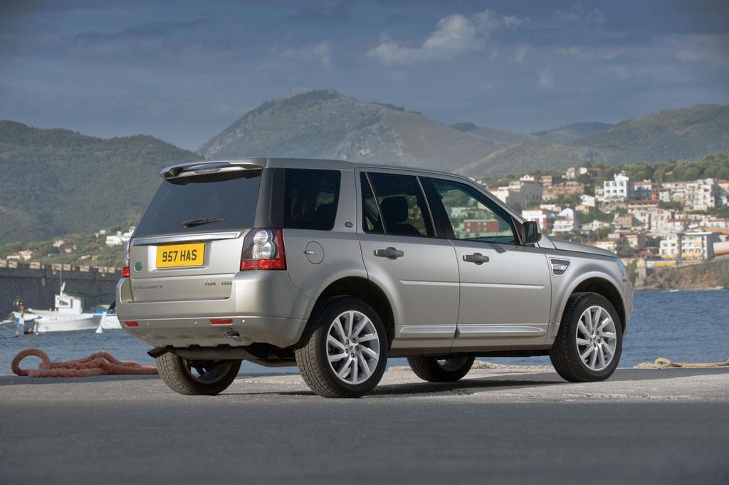 2011 Land Rover LR2 Photo 10 8915