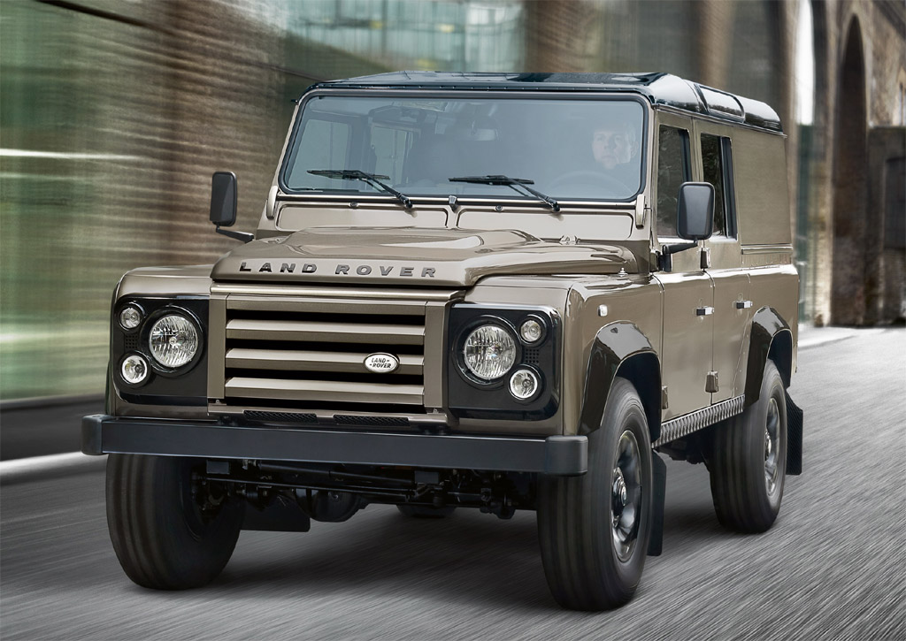 The Defender 2013
