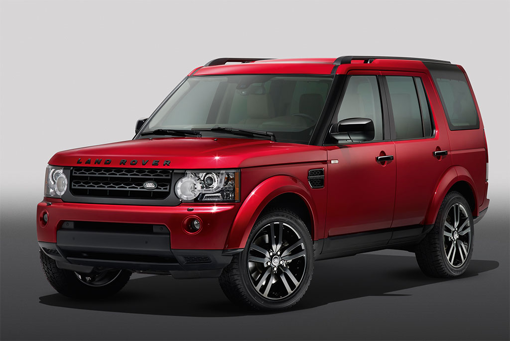 2013 Land Rover Discovery 4 Photos - Image 4