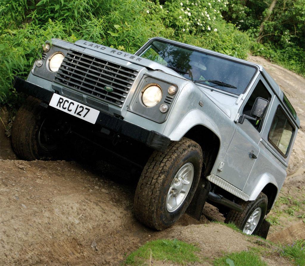 Land Rover Defender 90 Photos - Image 1