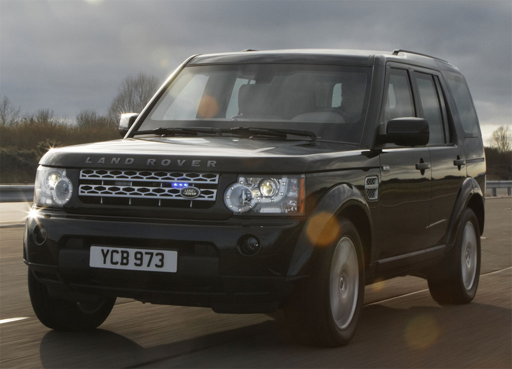 Wallpaper Land Rover Discovery History