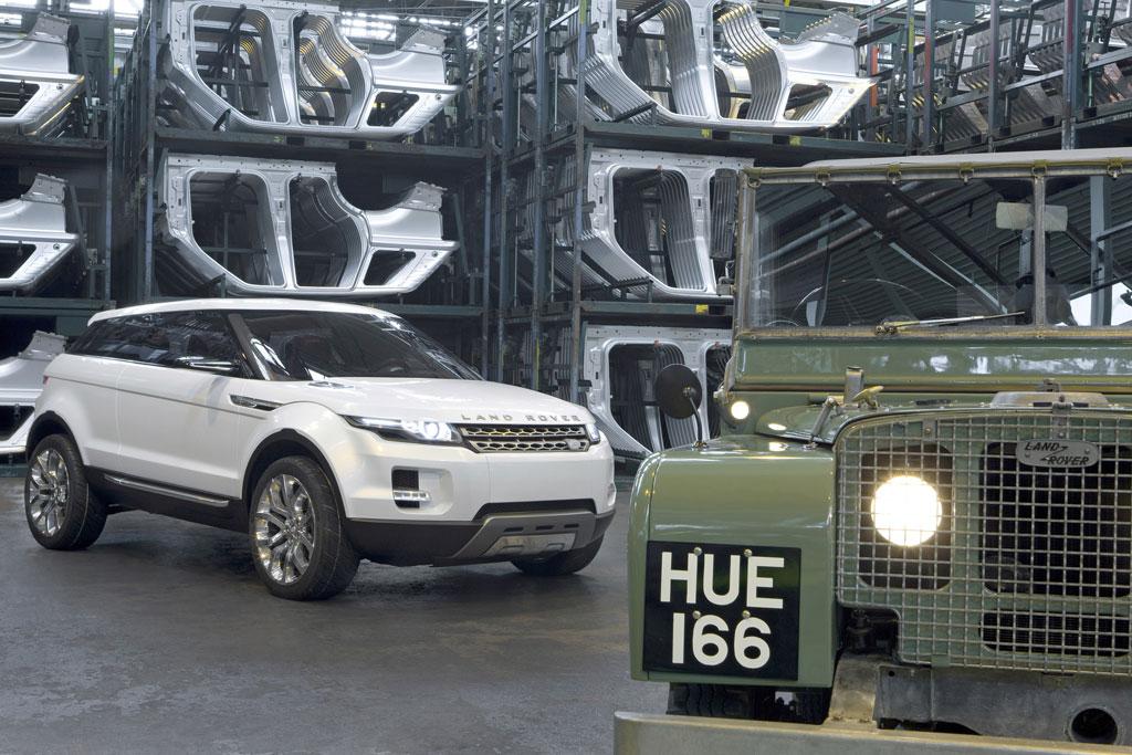 Land Rover History Photo 2 3054