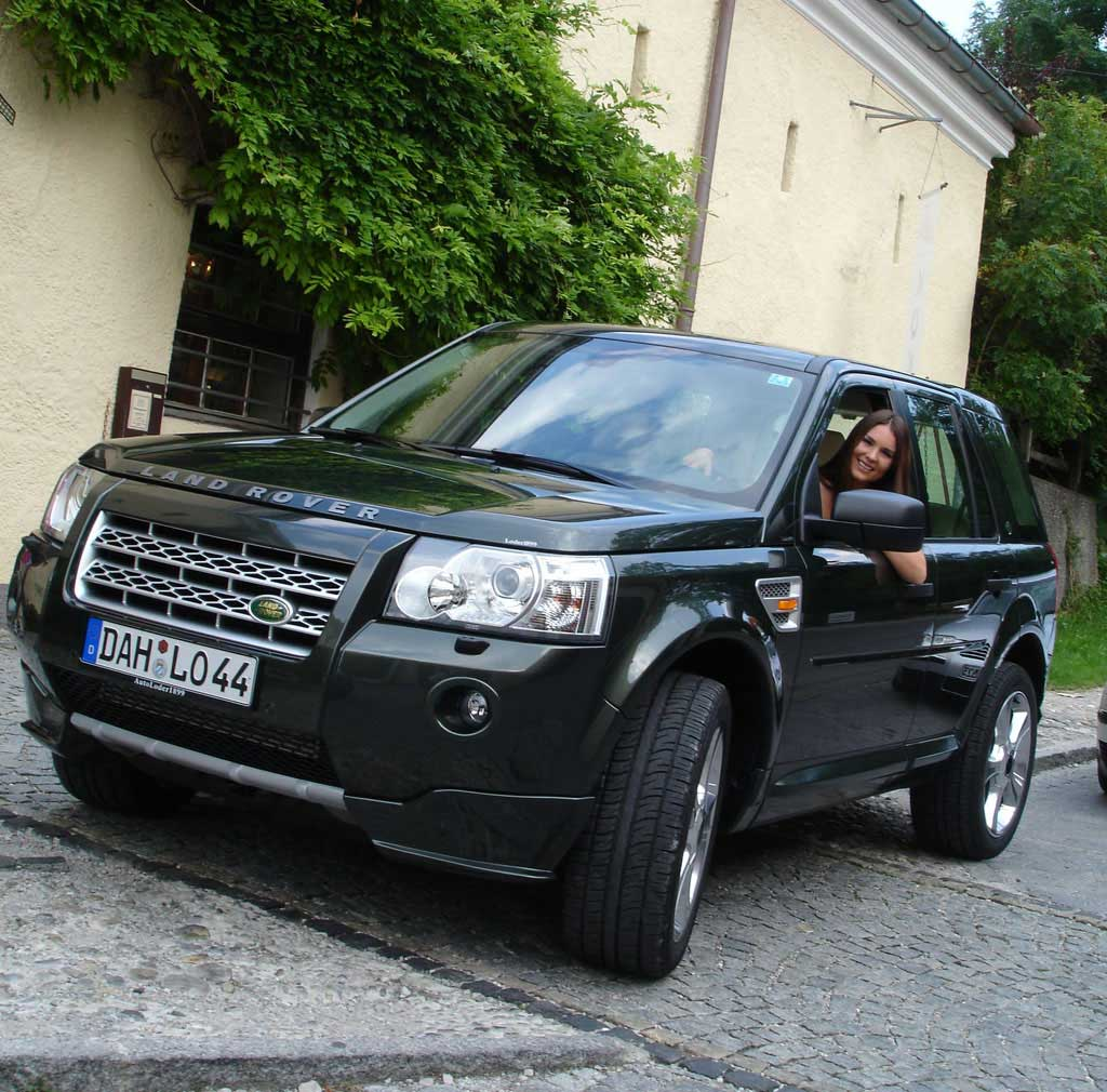Land Rover Freelander 2 Lr2 3d Model: Loder1899 Land Rover Freelander 2 Photo 3 789