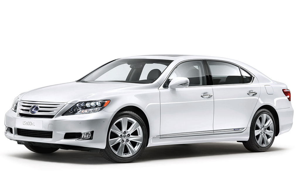 Back to 2010 Lexus LS 600h