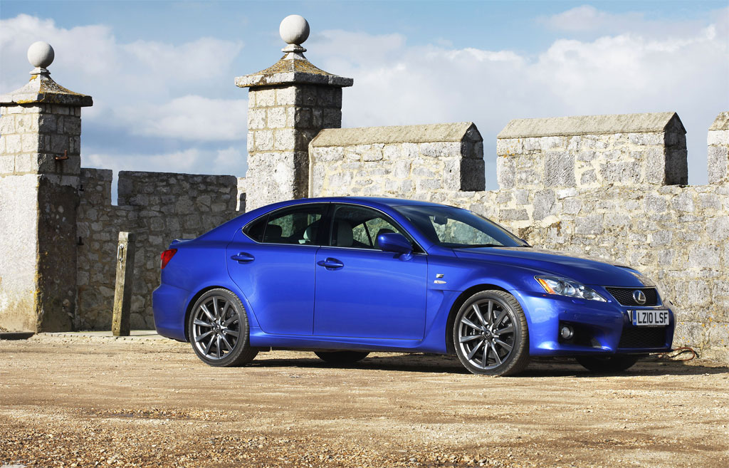 2011 Lexus IS F 3