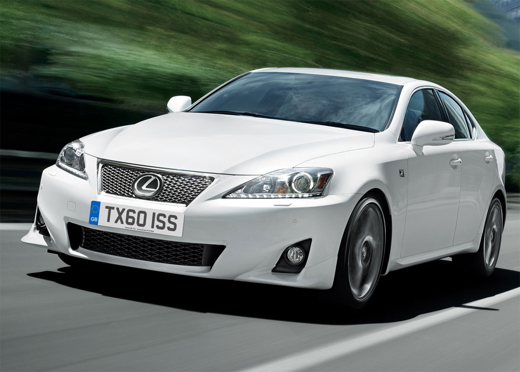 Lexus is 250 models