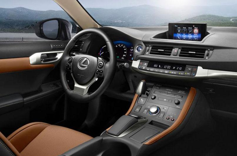 Delightful 2014 Lexus CT 200h 3