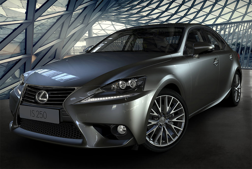 2014 Lexus IS 250, 350, 300h F Sport Photos - Image 1