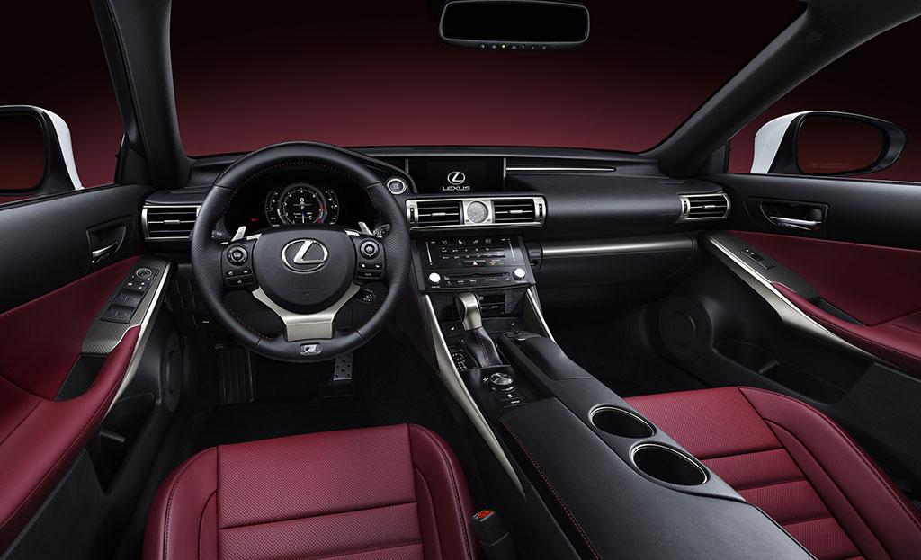 2014 Lexus IS 33