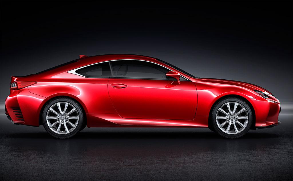 2014 Lexus RC Photo 7 13574