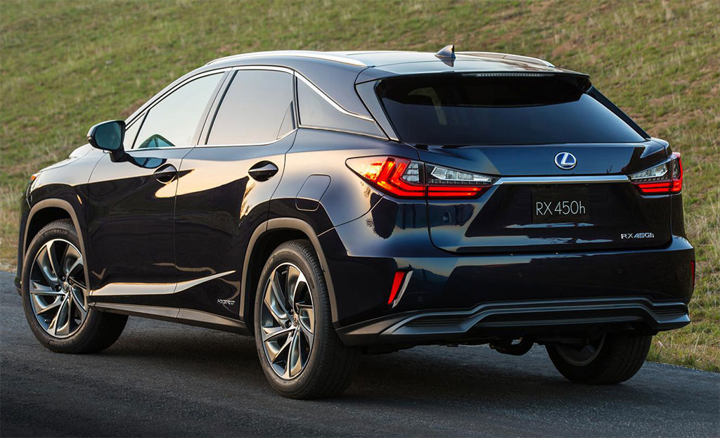2016 Lexus Rx 2