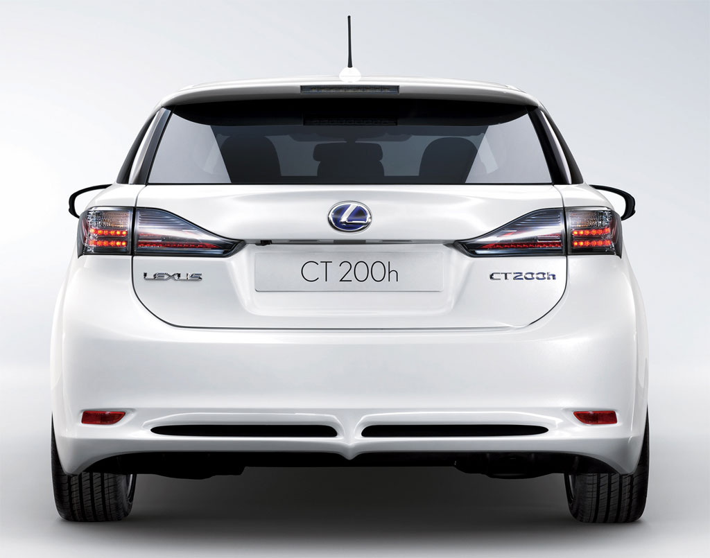 Lexus CT 300h Info Photos - Image 5
