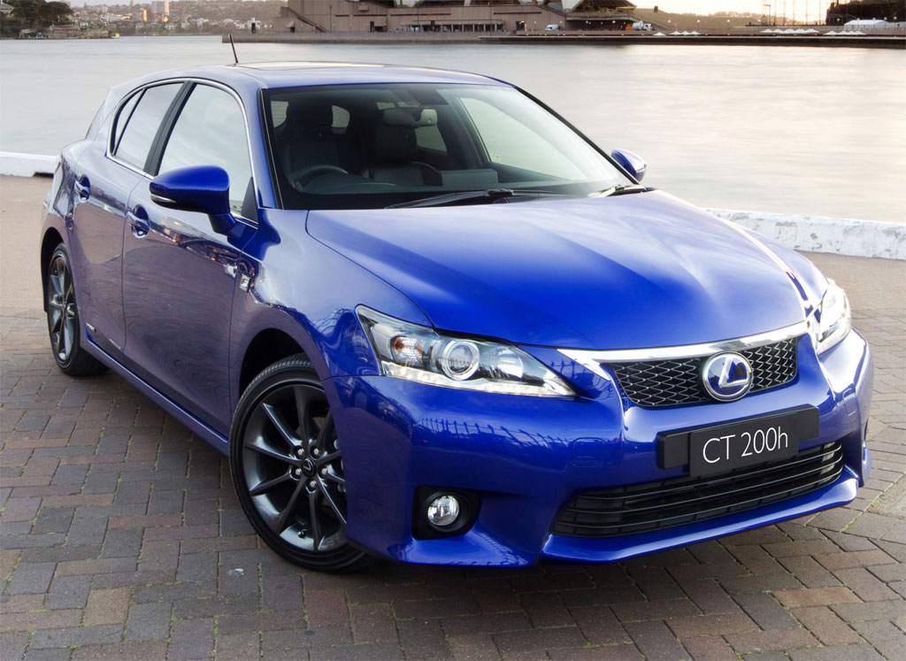 Lexus CT 200h F Sport Photo 5 9705