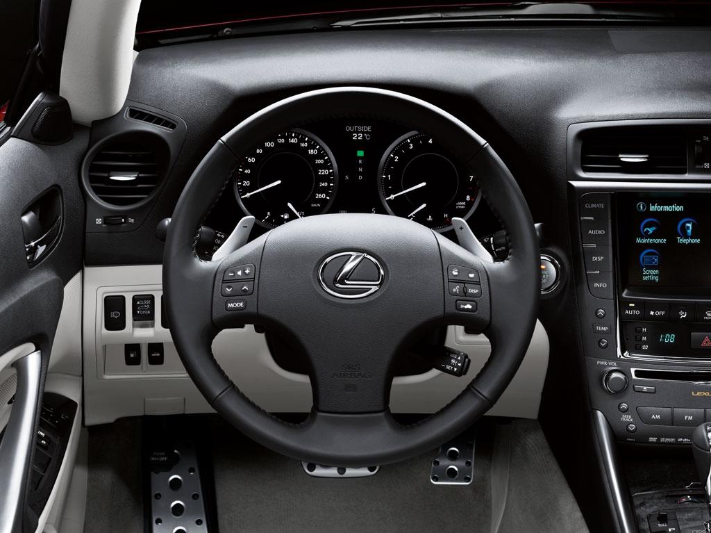 Lexus IS 250C 2