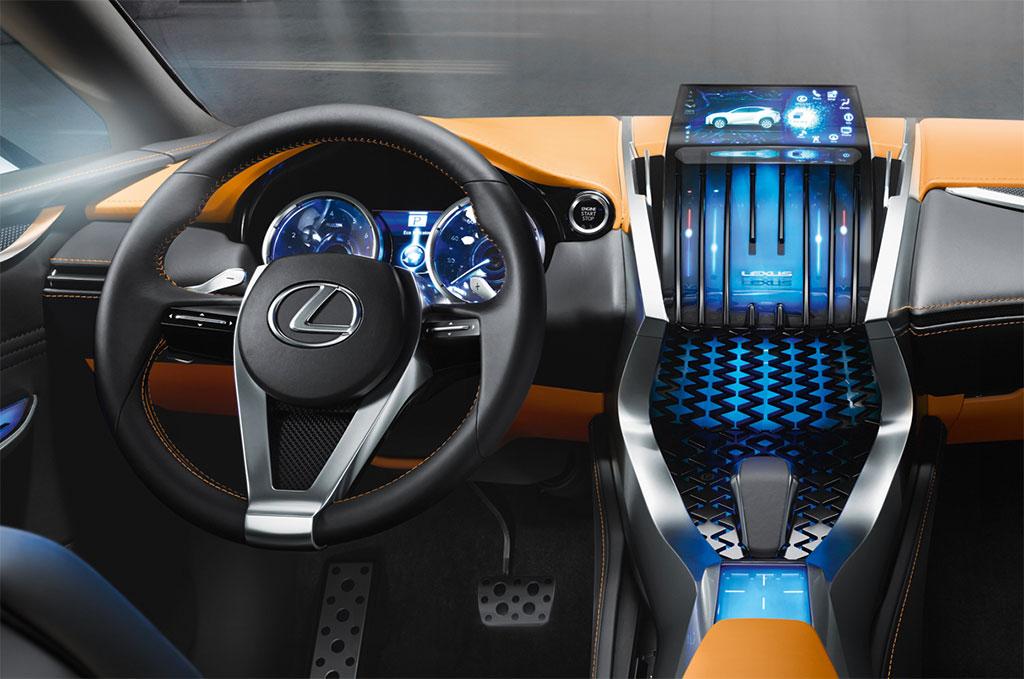 Lexus Lf Lc Price >> Lexus LF NX Photo 3 13281
