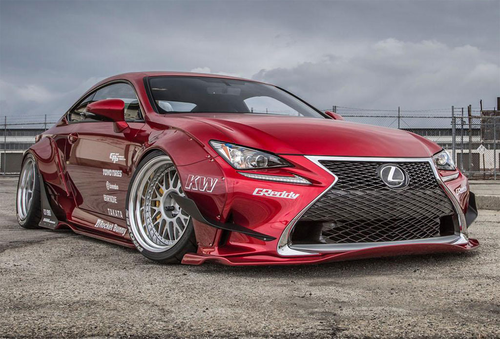 lexus rc350 f sport body kit photo 1 14286 rh zercustoms com