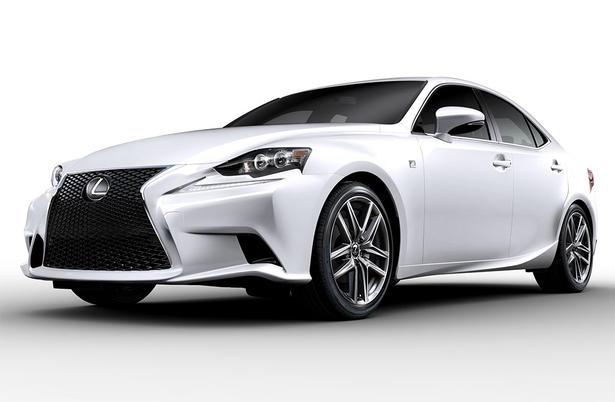 2014 Lexus IS UK Price