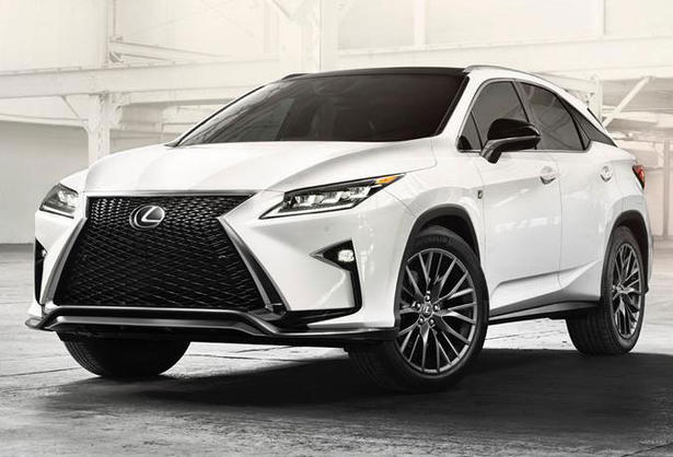 2016 lexus rx 350 and 450h specs equipment. Black Bedroom Furniture Sets. Home Design Ideas